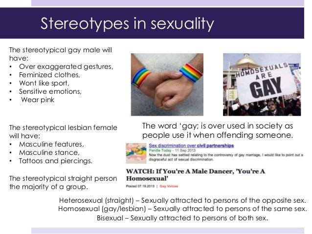 Bi sexual stereotypes