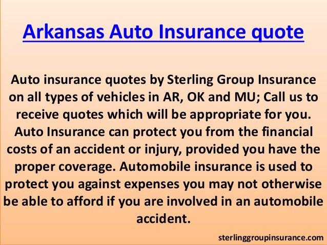 Auto Insurance Quote Oklahoma