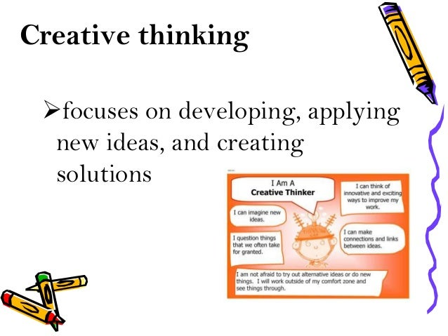 an overview of the concept of individual thinking and the different perceptions Reflective thinking and teaching practices: a  the concept of reflective thinking as a precursor for incorporating critical  in summary, critical reflection can .