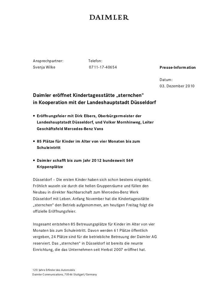 Ansprechpartner:                        Telefon:Svenja Wilke                            0711-17-40654                    P...