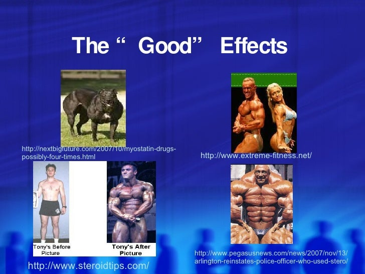 Steroids Project