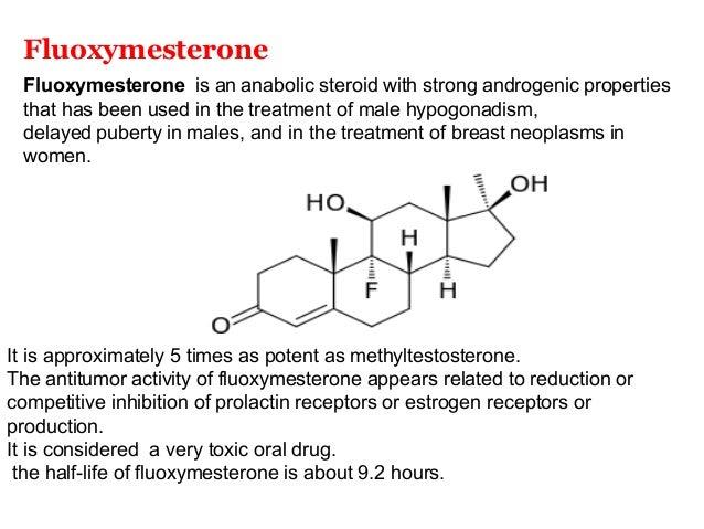 mesterolone prolactin