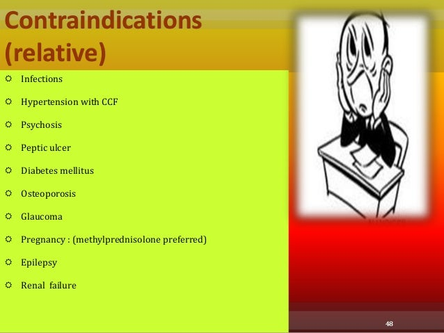 triamcinolone im and htn contraindications