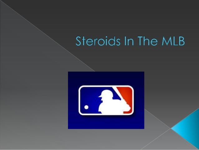 Steroids in mlb