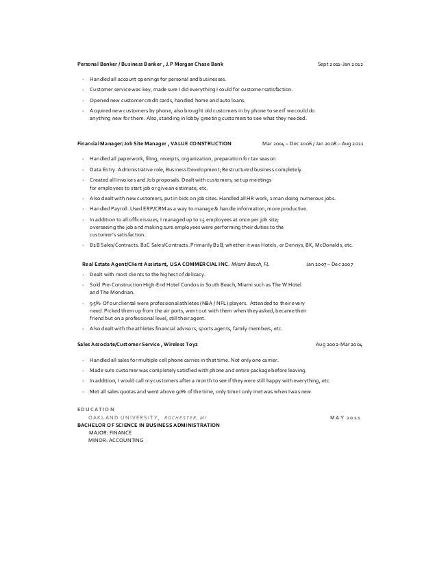 Steve Business Professional Resume
