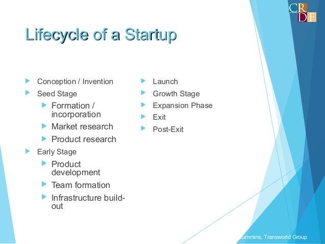 Steve Cummins Transworld Group - Understanding Venture Financing - 웹