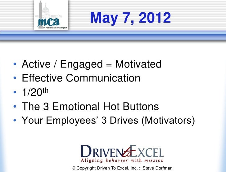 Steve Dorfman, Driven to Excel for Mechanical Contractors