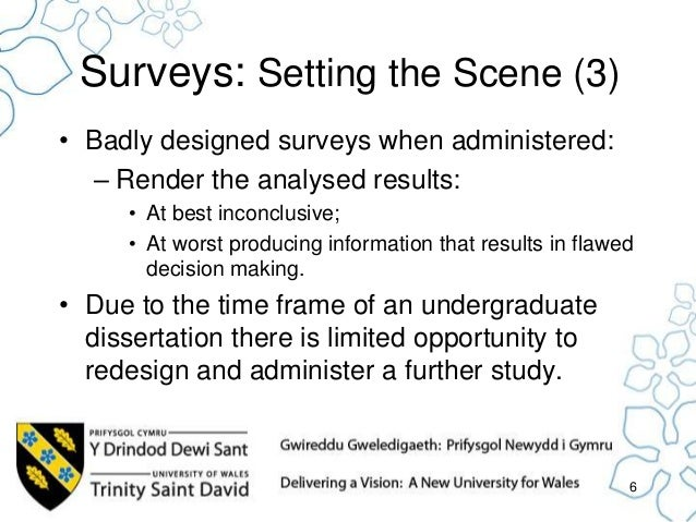 results of a dissertation research study are inconclusive Discussing your findings your dissertation's discussion  one-paragraph summary of the study's key  or links to other research presenting new results.
