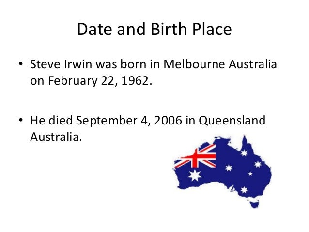 a discussion on steve irwins influence in australia 20 wild facts about steve irwin (20 pics) steve was sued by an australian court influence ©image source.