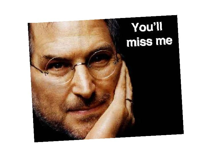 Remembering Steve Jobs with his inspirational                                    quotes..
