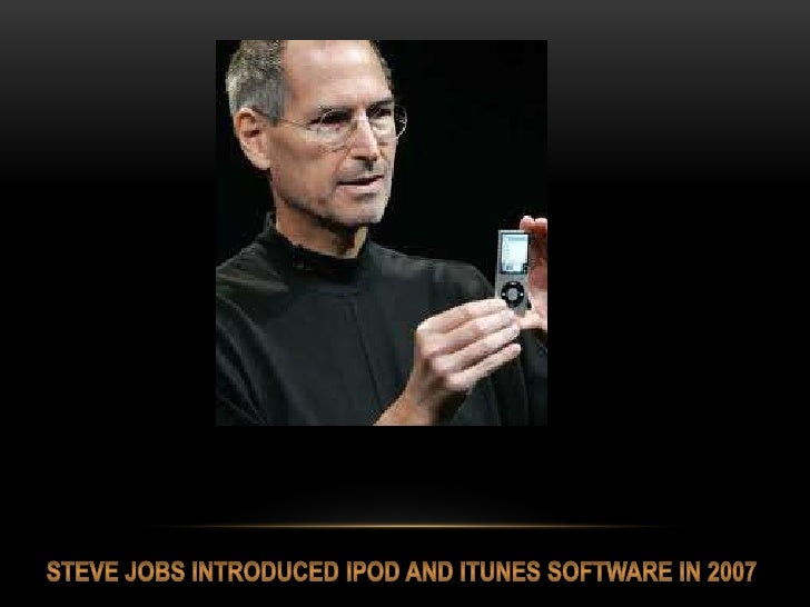 Steve Jobs, Inventor of the Cool