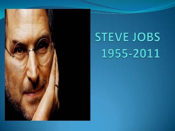 ÍNDICE 1º Vida de Steve Jobs 2º Sus siete principios.