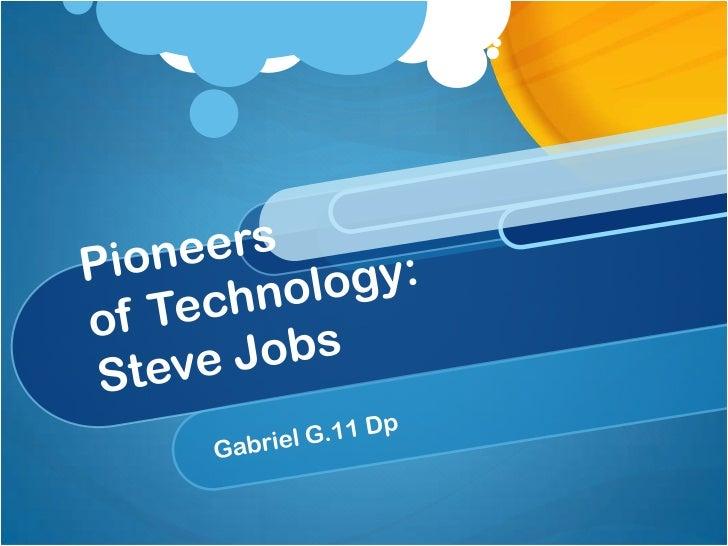 Background Full Name:      Steven Paul Jobs Birthday:       24th February 1955 Birth Location: San Francisco, California D...
