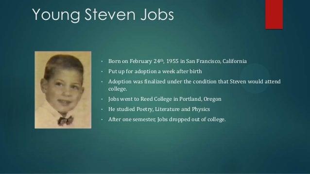 Steve Jobs: Visionary, Leader