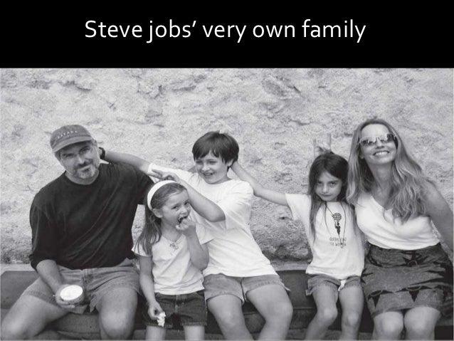 steve jobs very own family before steve got married he