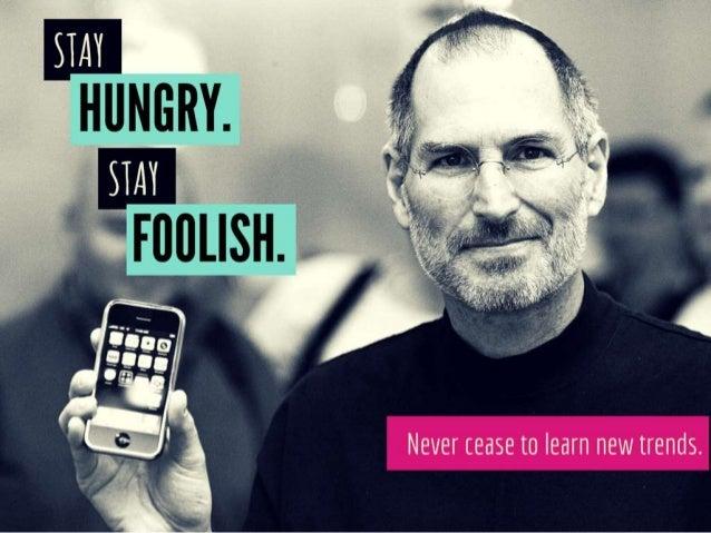 Steve Jobs On Marketing: 8 Lessons Every Marketer Must Learn! Slide 2