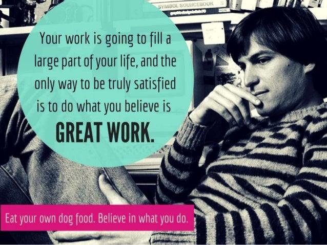 Steve Jobs On Marketing: 8 Lessons Every Marketer Must Learn! Slide 3