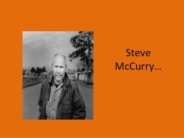 SteveMcCurry…