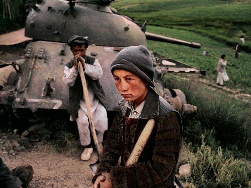 Yemen, Steve McCurry