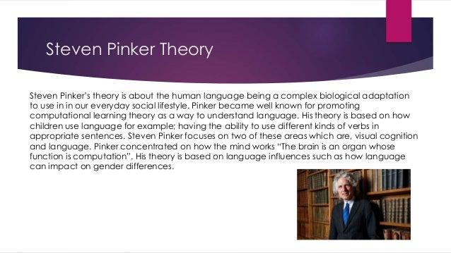 Moral Instinct by Steven Pinker