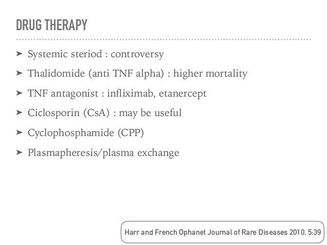 Stevens johnson syndrome & toxic epidermal necrolysis