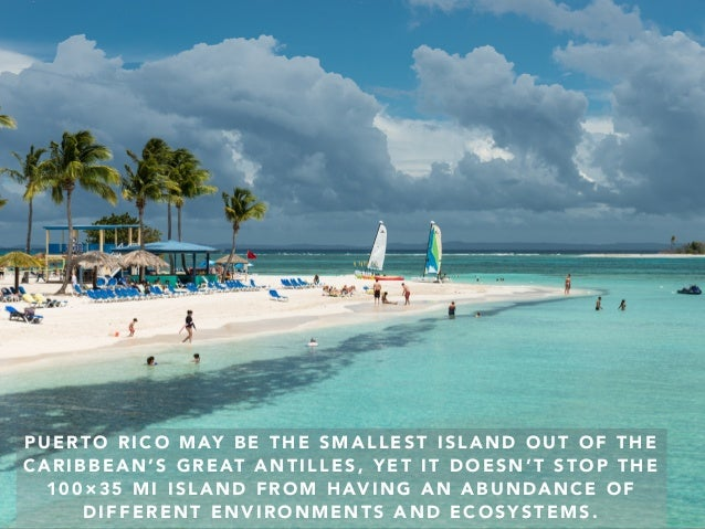 Steve Rice: Travel Big in a Small Island - Puerto Rico Slide 2