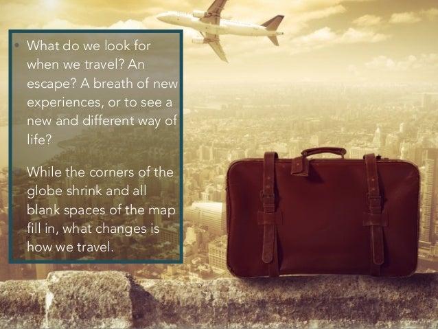 Steve Rice (Los Gatos): The Future of Travel Slide 2