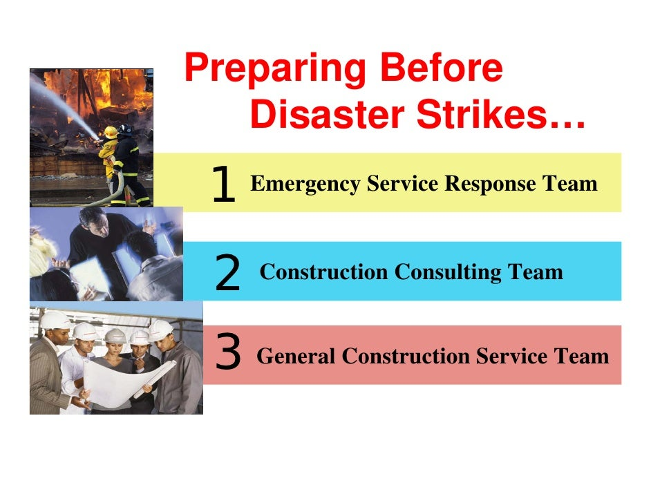 the importance of preparing a disaster recovery plans for buildings Disaster recovery planning is a federal requirement for healthcare entities and will also be 2018 - whether healthcare providers are working to prepare for potential natural disasters like it will also be important to remain up-to-date on all federal and state requirements.