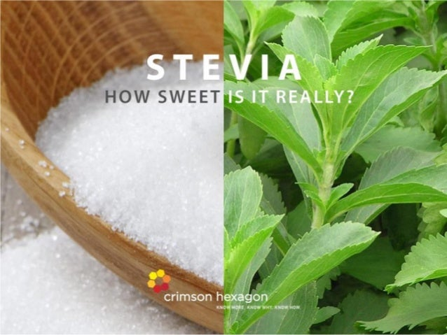 Stevia: How Sweet is it Really?