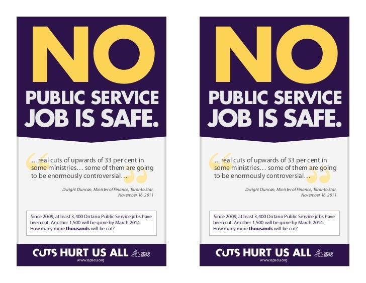 NO NOPUBLIC SERVICE                                                     PUBLIC SERVICEJOB IS SAFE.                        ...