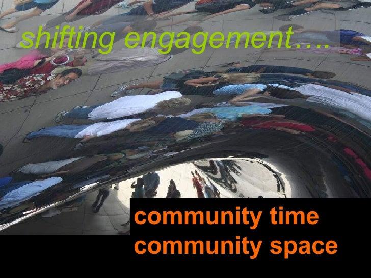 Stewarding Technology for Communities On Learn08