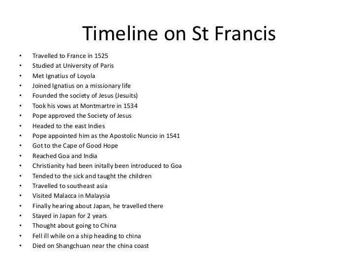 the life of st francis St francis was born in 1182 in assisi, italy and his baptismal name was john,  but his  francis died at the age of 44 on october 4, 1226 at portiuncula, italy.