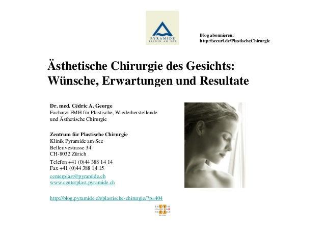 Blog abonnieren:                                                      http://securl.de/PlastischeChirurgieÄsthetische Chir...