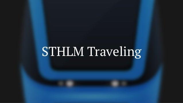 STHLM Traveling