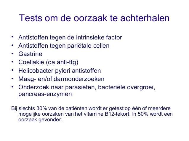 bacteriele overgroei darm behandeling
