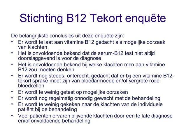 b12 te kort