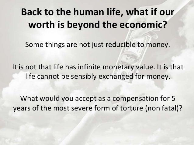 Sticker Shock - What is Life Really Worth - Pravin Mahajan