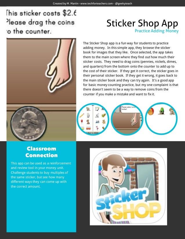 Sticker Shop App Review