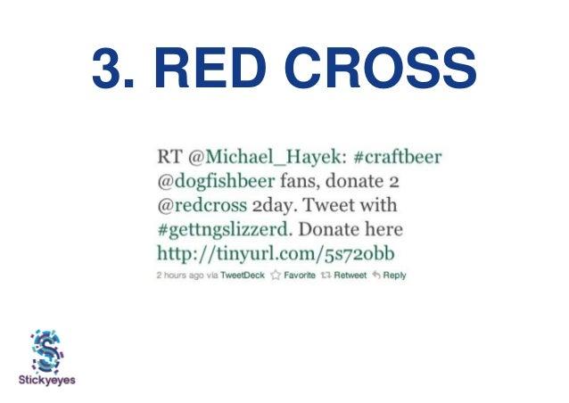 3. RED CROSS