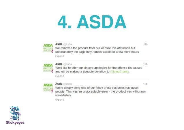 4. ASDA