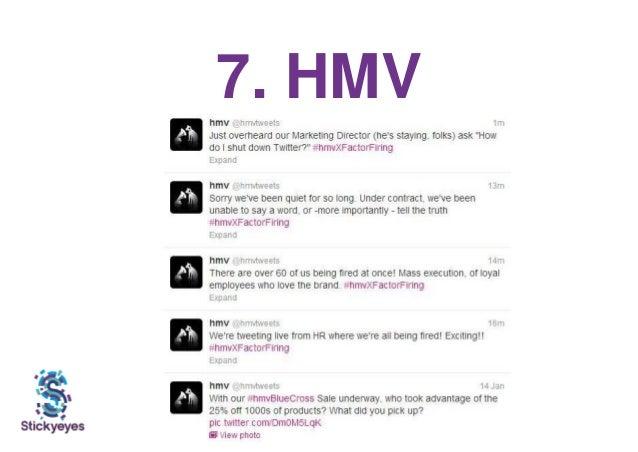 7. HMV