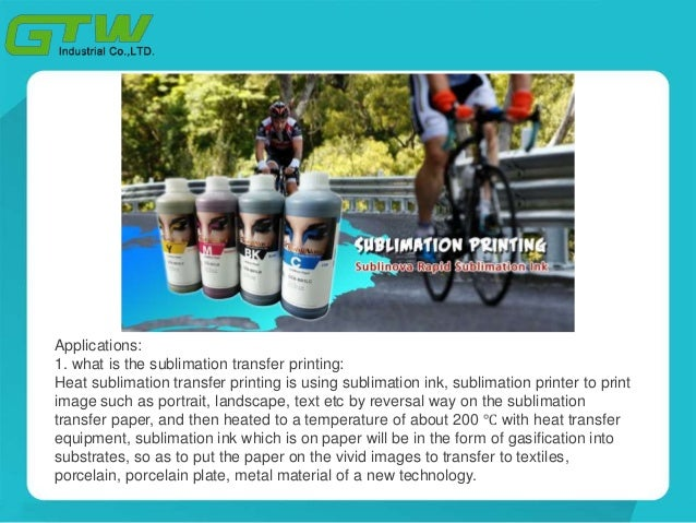 Sticky sublimation paper roll for sportswear Slide 2
