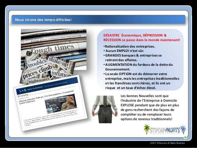 Stiforp ,Promouvoir votre entreprise avec des outils professionnels Stiforp! Slide 2
