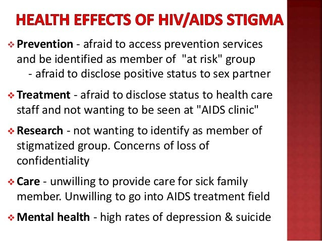 Stigma Presentation 2014