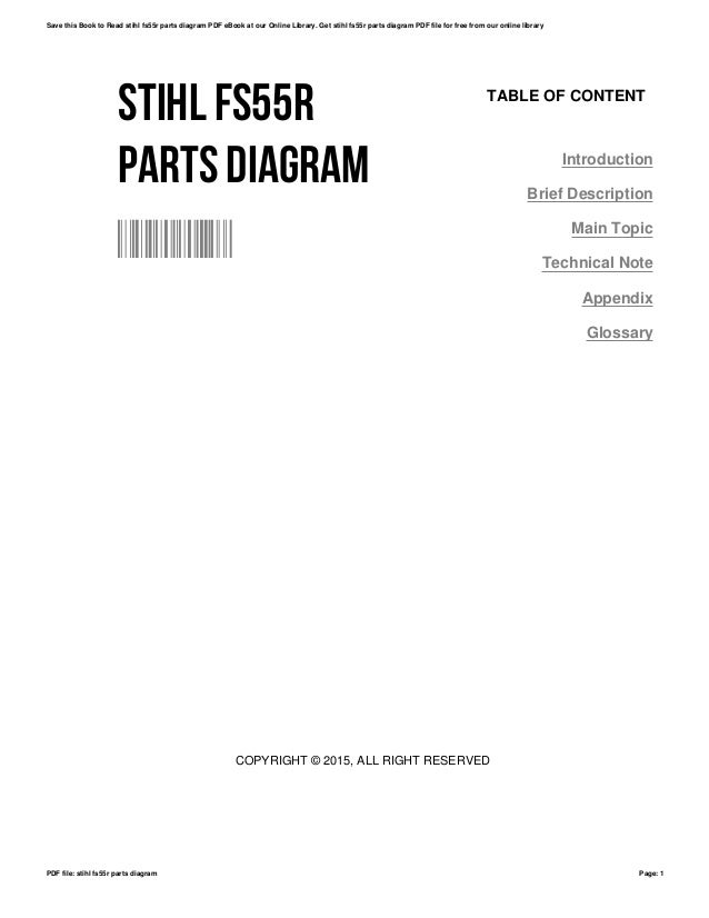 parts manual for stihl br600 ebook