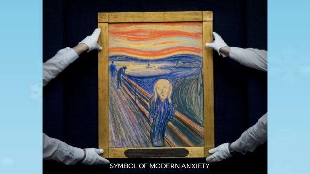 SYMBOL OF MODERN ANXIETY