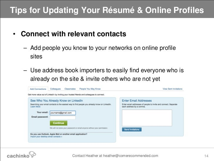 Resume Mistakes That Can Ruin Your Job Search