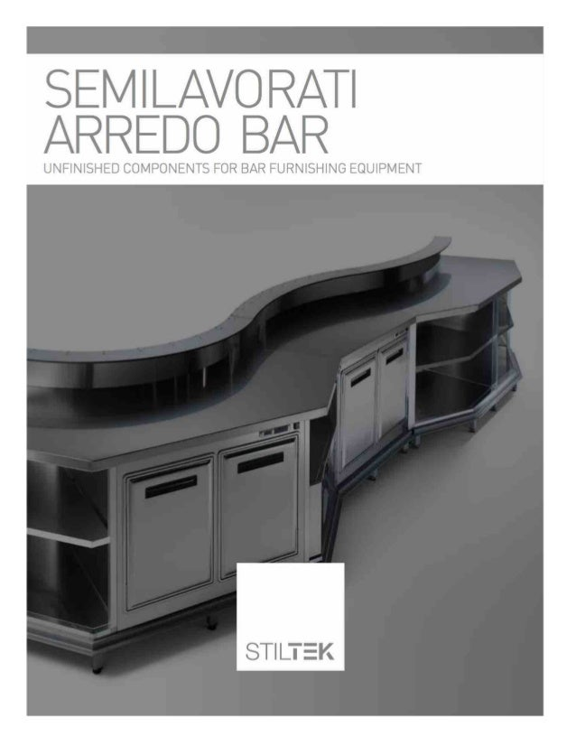 Semilavorati arredo bar by stiltek for Visma arredo 2 s r l