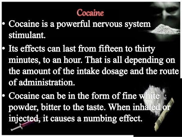 Stimulant Drugs