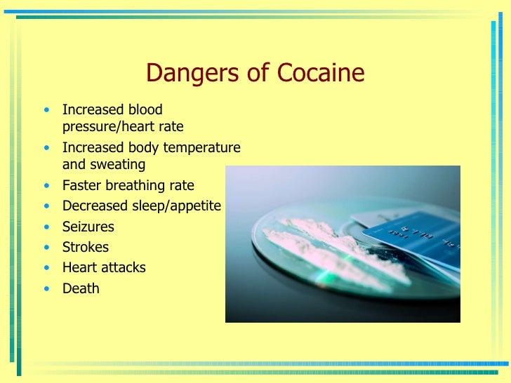 Cocaine Dangers